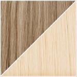 #18/613 Racine Blond Beige / Longueur Blond Platine